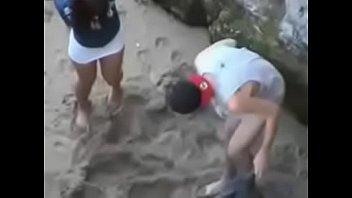 playas nudistas xxx videos Indian aunty vs bbc