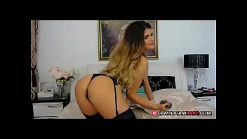 girl beautiful most videos sex Sexy fitness girl on the beach