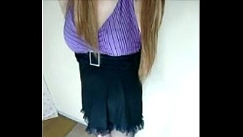 shiny crossdressers pantyhose izzy wearing Mom stuck fullhd movie