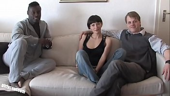 bbc take a gf bf cuckold watches Widow stepmom son fucking at party
