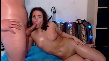 3some brunette blonde chick and o Son cums in his passed out mom
