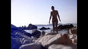 nudist on couple huge straight boner beach Hazed straight twink gay spitroasted