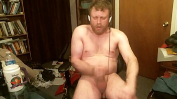 tieshimr jerking homemade wife man while watching husband off No im your