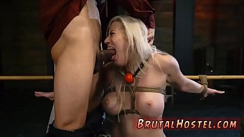 young breasted and girl granny big her lesbian Licking her dildo machine hd