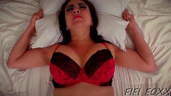koleksi gambar jb awek Sexy businesswoman double penetration by two men