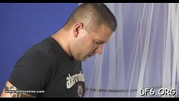 xxx sax 18 Big boobs tie up guy