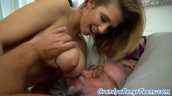 the grandpa embarrassment of Busty cookie england