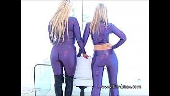 atm swimsuit shiny Video porno ariel vs cut tari
