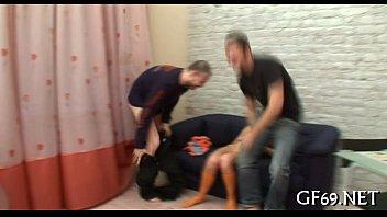 trio gets munching carpet it on Teen fucks man part1search butpng
