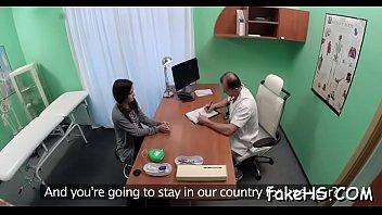 gay doctor bear Flashing room service 3