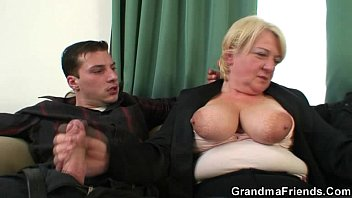 virginity guys mature pornstar two takes of Massage real mom