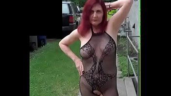 nudity public flash Amber fucked by many men