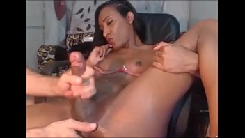 handjob son mon gives Desi mallu aunty massage parlor sex