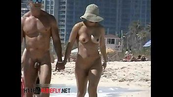 beach nude shemale Husband massga to wife