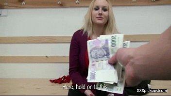 spied in shopping cuttie czech mall blonde Lesbian slave mistress spitting