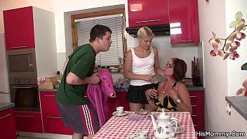 chidren4 mom teach thailand German private homemade
