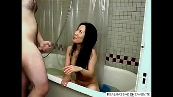 ceiling in bath cam Monstre black dick