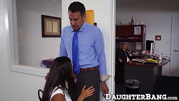 molesting boss secretary Anal wife mmf