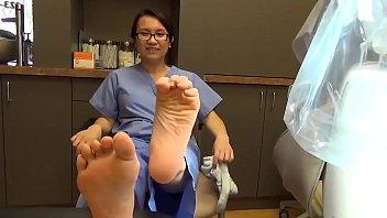 asian cam feet Hidden cam on mom