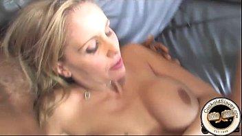 pretty black wife white Busty slut doggy