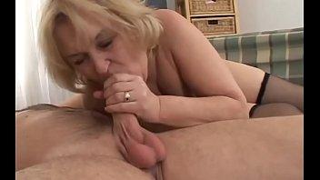 old cumming pussy granny in of My mom spy