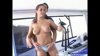 deal working out video 4 a Office pantyhose catfight