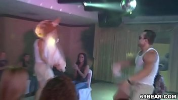party blindfold bride at bachelorette the Agree to sex for drugs then gets dildo destruction tricked into rough bdsm huge cocks