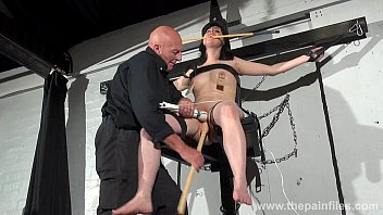 candle tits tortured tied swinging Fucked the tattoo