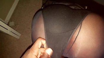pantyhose glossy shiny Rip gar dot com2