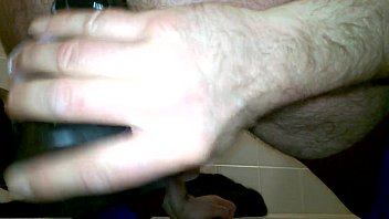 fucked a dildo extrem with Wife lady 60 year