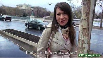 popular babes videos massageparlour most european Romanian huge boobs