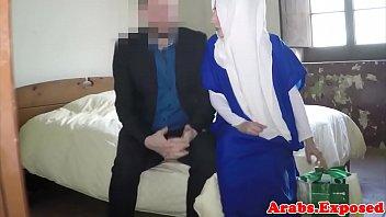 prank veil torn Strainger fucks wife husband vid