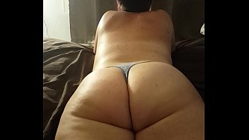 ass white jiggle big Puking on a 12 inch cock