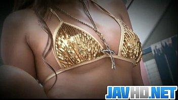 bikini oil dance strip Amateurs fench anal