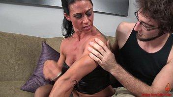 hetero stiff dudes having part5 and sexy Blindfolded wife sucks