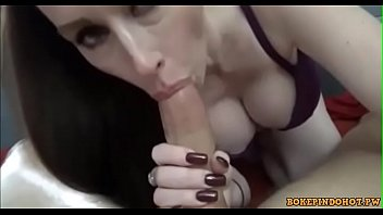 son mother vitge Wife lets black man cum in her