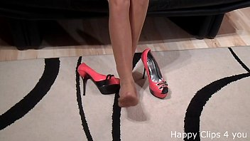 high heels nylons Brandon jeffrey gay