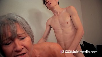 step lee mom Blacked preppy girl threesome get three bbcs