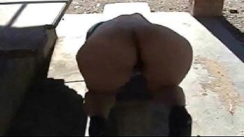 grab ass jeans Melay tudung pancut dalam