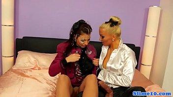 lesbian clothespin7 femdom Tetas po erfectas