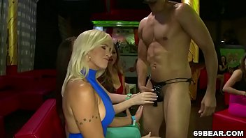party bride blindfold at bachelorette the Nikki hunter fucking black local7