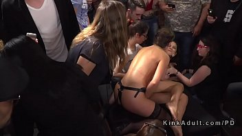 strapped spanked and Humiliation gangbang pissing