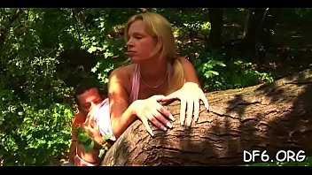 in defloration woods dutch Hot asian pissing