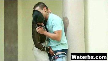 pee bate teen Fat girl interracial