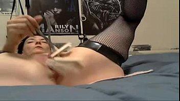 off on dildo gets sakura sakurada a Big boob mom sex tube