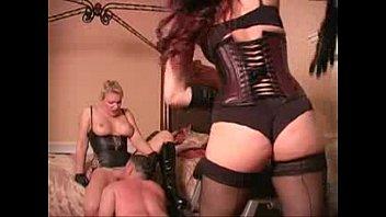 mistress femdom two Amateur redbone getting gangbang10