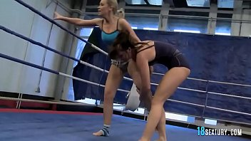 fight lace leather Creampie pulsating compilation