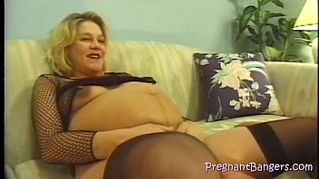 months 9 twins fucks pregnant Joanna angel bondage