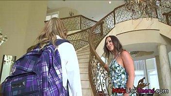 her dignity mom find Saudi room service