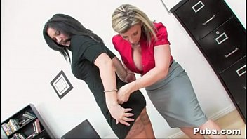 and divine police women available sara jay Boss tries to sleepwith his secretary in a glamours manner